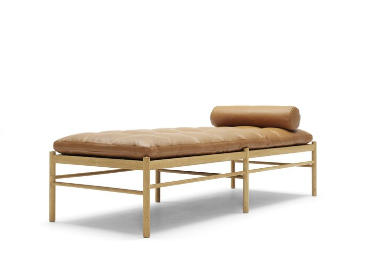Daybed skandinavisch  OW150 ole wanscher colonial daybed made by carl hansen | Furniture ...