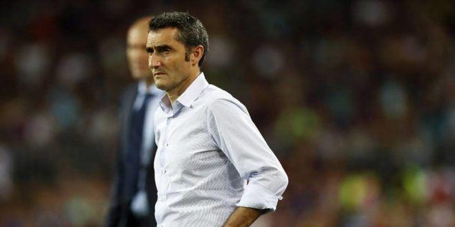 Ernesto Valverde : Tak Masalah dengan Dukung Pique pada Kemerdekaan Catalonia