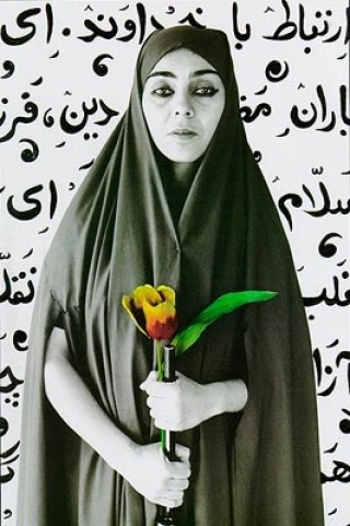 Shirin Neshat - Women of Allah (1)