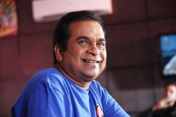 Star comedian Brahmanandam has no much work to do right now. He has lost credibility and respect among audiences