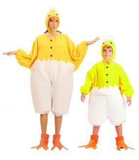 Costumi da coppia pulcini madre e figlio http://www.vegaoo.it/costumi-da-coppia-pulcini-madre-e-figlio.html