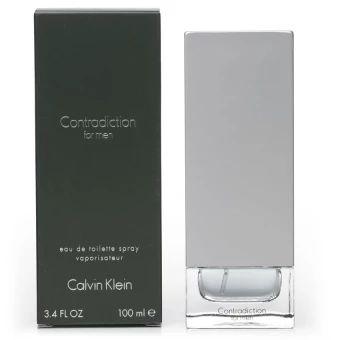 ลดราคา  Calvin Klein น้ำหอม CK Calvin Klein Contradiction EDT 100 ml.  ราคาเพียง  1,990 บาท  เท่านั้น คุณสมบัติ มีดังนี้ ให้กลิ่นหอมสดชื่น กลิ่นหอมติดทนนาน ใช้ได้ทุกโอกาส