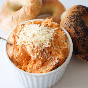 Make Your Boring Bagels Exciting Again with These Unusual Cream Cheese Spreads