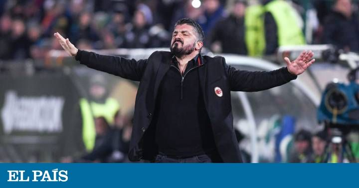 Gattuso sigue siendo el talismán del Milan | Deportes | EL PAÍS https://elpais.com/deportes/2018/02/19/actualidad/1519034768_393214.html#?ref=rss&format=simple&link=link