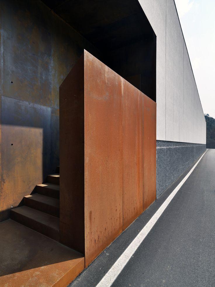 Edificio produttivo Lamiflex Composites  BURATTI+BATTISTON ARCHITECTS