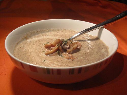 Mashroom soup