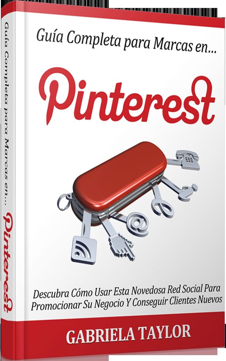 #Guía Completa Para Marcas En #Pinterest: descubra cómo usar esta novedosa red social para promocionar su negocio y conseguir clientes nuevos (#RedesSociales, Comunidades Virtuales, #MarketingOnline)  http://www.amazon.es/dp/B007W193VW