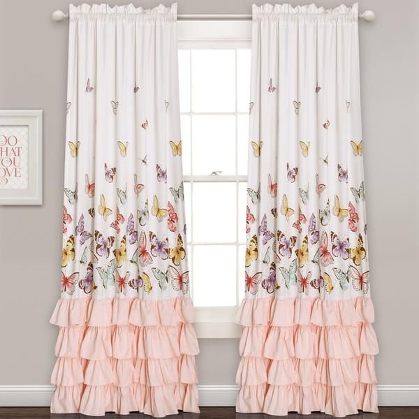 Best 25+ Girl curtains ideas on Pinterest | Girls bedroom curtains ...