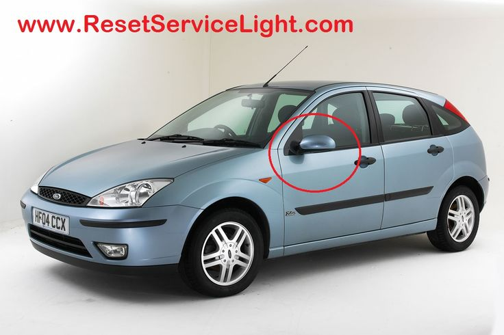 Replace mirror Ford Focus Mk1 http://resetservicelight.com/change-glass-left-mirror-ford-focus-mk1-1998-2005/