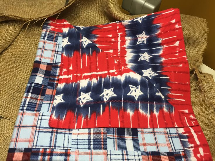 Another Custom Order! Patriotic print, 4th of July baby gift, soft flannel baby blanket, swaddle by WrappedInLuvShop on Etsy