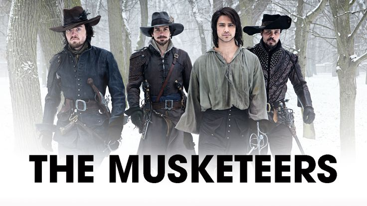 The Musketeers- a new drama from BBC America coming in 2014