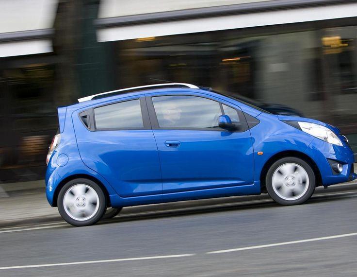 Chevrolet Spark Characteristics - http://autotras.com