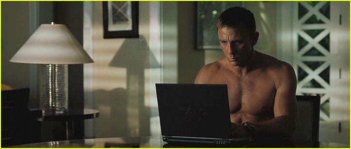 Daniel Craig: Shirtless in 'Casino Royale'