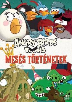 Les Spink - Angry Birds Toons - Mesés történetek