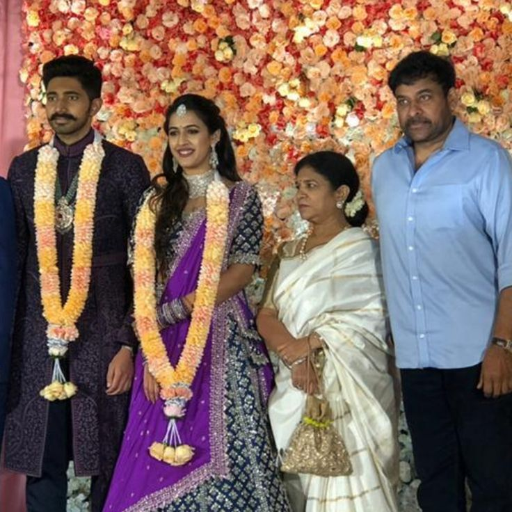 Niharika Konidela and Chaitanya JV get engaged