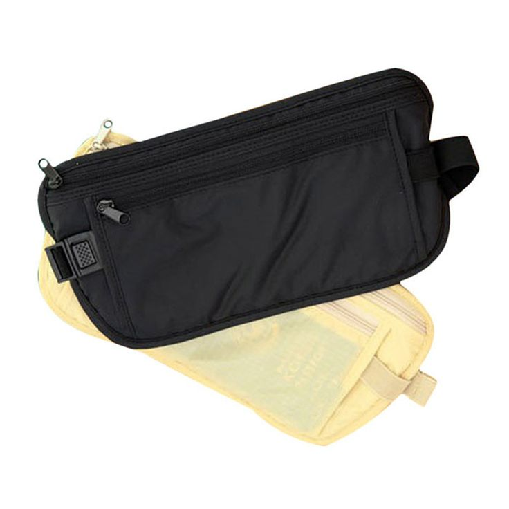 Newest Security Bags Wallet Casual Traveling Storage Zipper Waist Bag  Levert Dropship dig637 #Affiliate