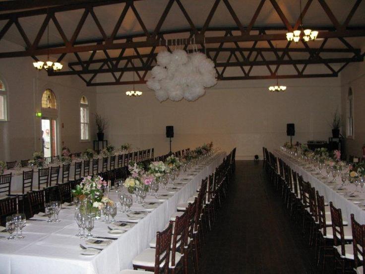 Wedding decor by Bay Leaf Catering