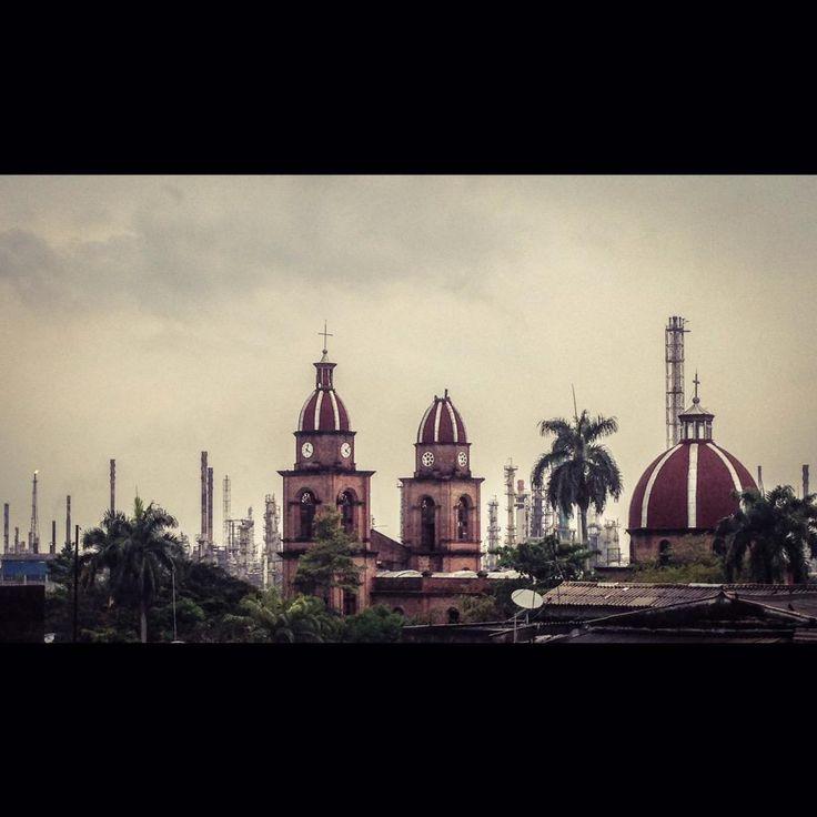 Barrancabermeja Santander Colombia Foto Ivan Aguilar