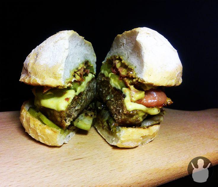 Polish burger | MR. CHEF - COOK'S BLOG