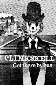 Clinkskell. Get there by bus.