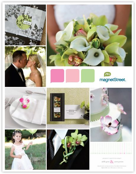 Mix of calla and orchid (not colors) Google Image Result for http://www.magnetstreet.com/stores/html/weddings/inspiration-boards/images/modern-wedding-inspiration_25396.jpg