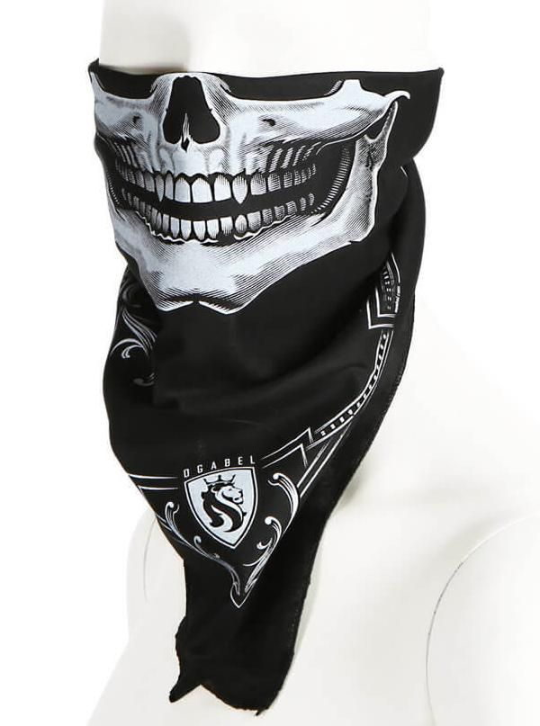 Bandit Bandana By Og Abel Face Mask Men Fashion Casual Outfits Bandana Face Gear