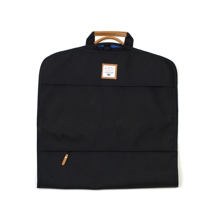 Traditional Garment Bag l Men's Garment Bag l Carry On Garment Bag | Blue Claw Co. Bags and Leather Accessories For Men | American Made
