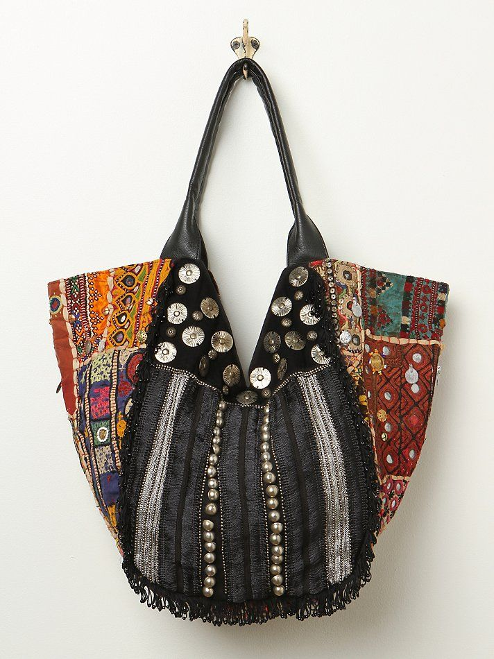 Free People Namaste Vegan Tote, C142.61 I so want this! It will hold soo many books for the subway. ha