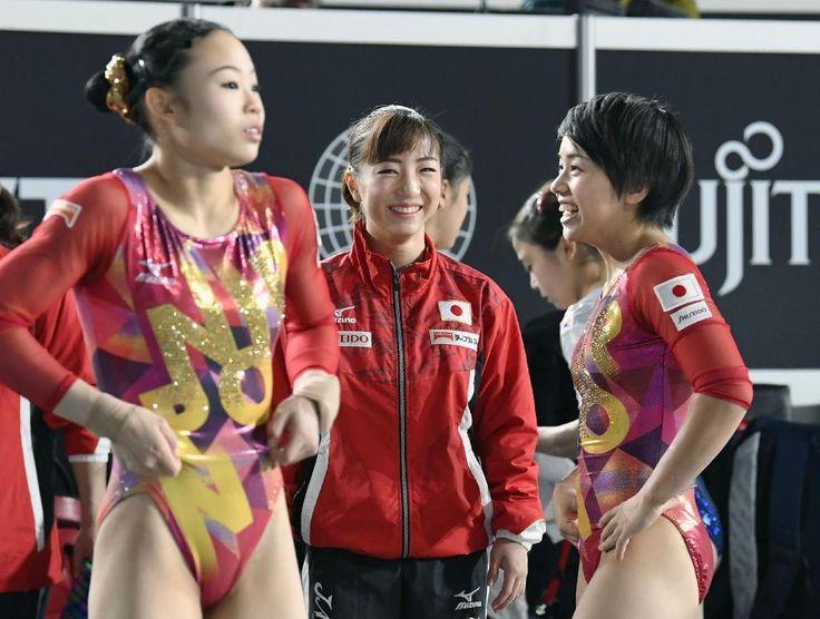 寺本は器具に好印象 世界体操の女子本会場練習 - 産経フォト #体操 #女子 #産経フォト
