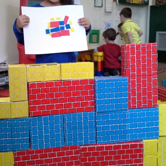 Community helpers, building plans, military, construction workers, preschool classroom