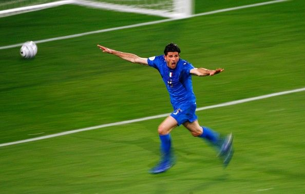 Vincenzo Iaquinta, Italy, World Cup, 2006
