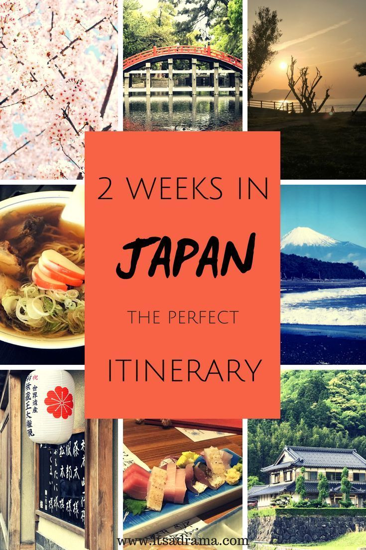 How much would a two week vacation in japan cost