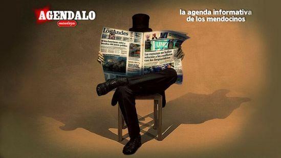 Informe AgendaloMza: Cómo editaron sus tapas Los Andes y Uno desde el inicio del Mundial http://www.agendalomza.com/index.php/component/k2/item/2225-informe-agendalomza
