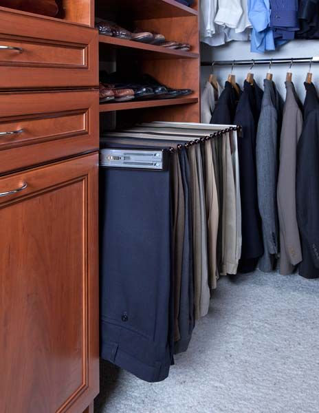 Contemporary Closets