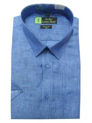 www.ramrajcotton.in/men/shirts/linen-park-shirts/Linen-wild-blue-yonder-Shirt -Linen Park Shirt Wild Blue Yonder online Shopping. Shop online from the latest collections of Linen Park Shirts.