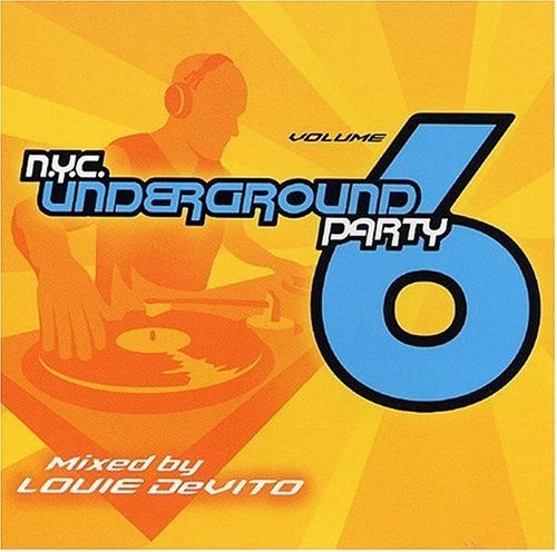 NYC Underground Party 6 ~ Louie Devito, http://www.amazon.com/dp/B0000E1WKZ/ref=cm_sw_r_pi_dp_-6GMpb1M4520G