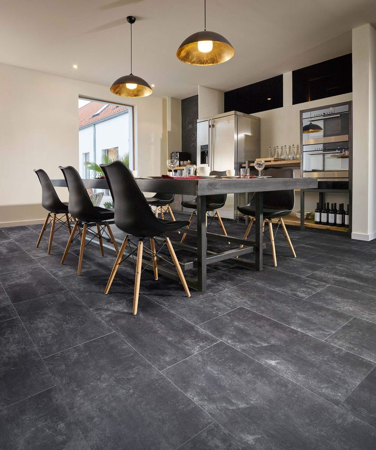 Jetstone 46992 - Stone Effect Luxury Vinyl Flooring - Moduleo