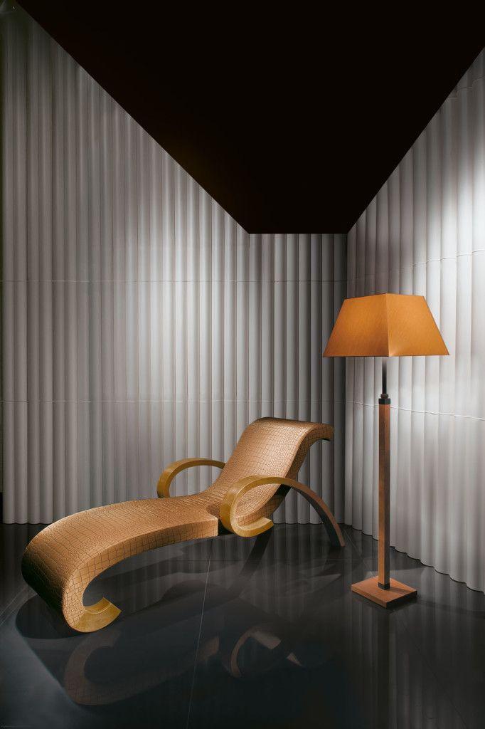 Home & Apartment:Armani Design Decor Loveseats With Antique Nightstands Design Ideas Grand Opera Penthouse with Inspiring Armani Design Deco...