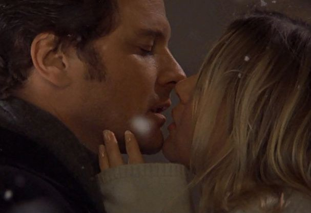 "Le baiser le plus givré : ""Le Journal de Bridget Jones"""