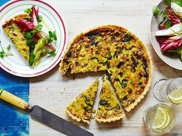 22 best gluten free recipes images on pinterest gluten free 25 savoury quiche recipes for easy entertaining forumfinder Gallery