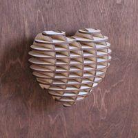 Студия ВАША ИДЕЯ  Сердце из фанеры