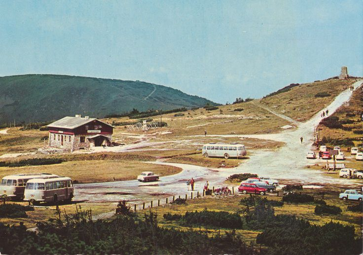 Incredibly Boring Postcard (20)  Krkonoše - Vrbatova Chalet (Czechoslovakia, 1960s)   A contribution to Incredibly Boring Postcards, the group I created and administer. Check your postcard collection and bore us to death with your be…