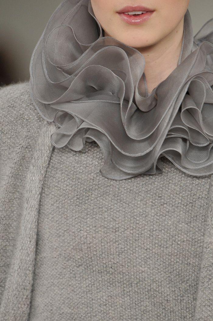 Details:  Ralph Lauren - Fall 2014