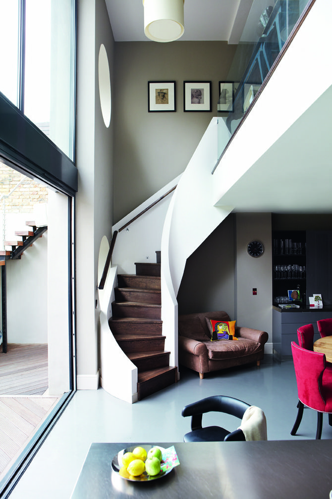 Double height extension - from Living Etc Feb 2013