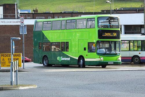 LK53EYX Yeovil Bus Station