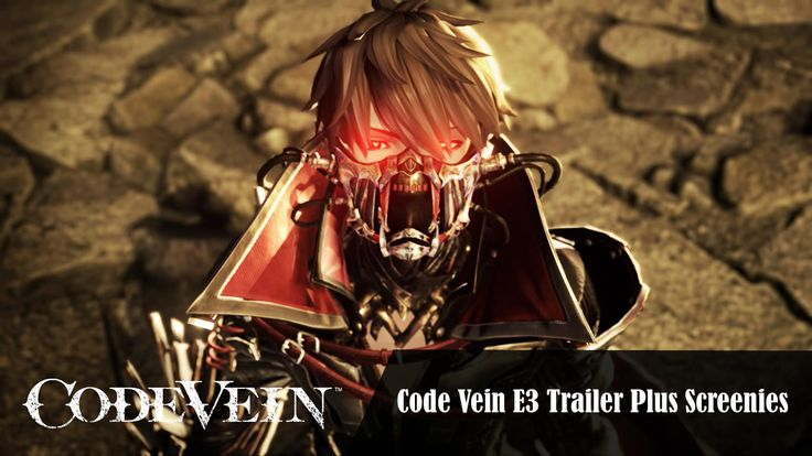 Code Vein E3 Trailer Plus Screenies If you are into Vampire games you will like to be informed that Bandai Namco came out with some screenies from Code Vein.  https://gamersconduit.com/code-vein-e3-trailer-plus-screenies/