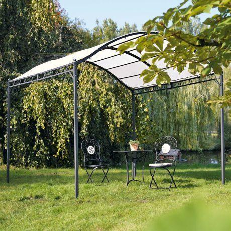 De 25+ Bedste Idéer Om Pavillon Dach 3x3 På Pinterest ... Gartenpavillon Aus Aluminium