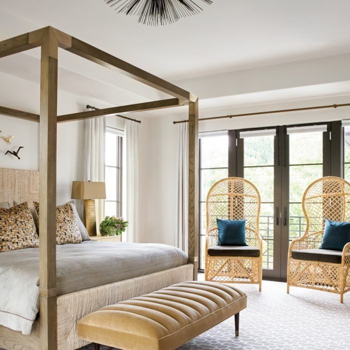 Paintings From Kenya Inspire A Dallas Home S Interior Palette