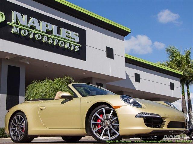 2013 Порше 911 Каррера с - фото 1 - Нейплс, Флорида 34104