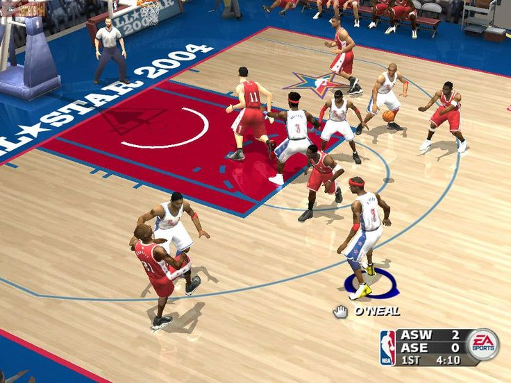 NBA live 2004 RIP